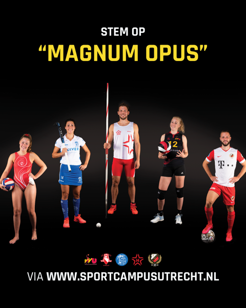 201005 Sportcampus stemmen Instagram Magnum Opus