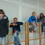 Geerten, Stijn, Maaike en Laura