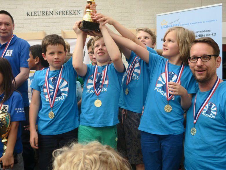 Doe mee met het regionaal kampioenschap voor E-teams (t/m 10 jaar) op 6 april