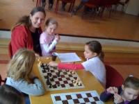 Lize, Anita, Maren en Janne en nog een nieuw vriendinnetje.JPG