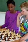 Celina en Niels veroveren de wereld.
